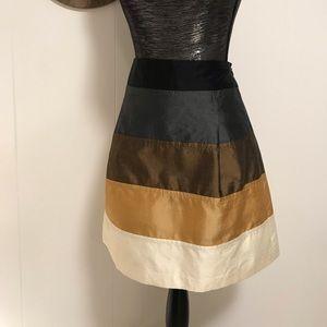 Anthro plenty by Tracy Reese silk skirt
